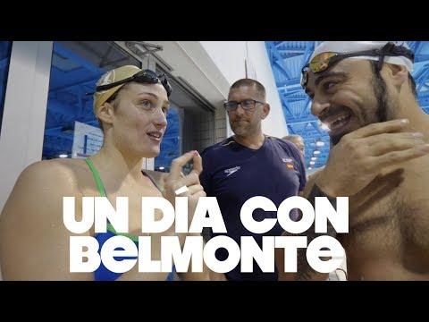 1 DÍA ENTRENANDO con MIREIA BELMONTE Y SU EQUIPO thumbnail