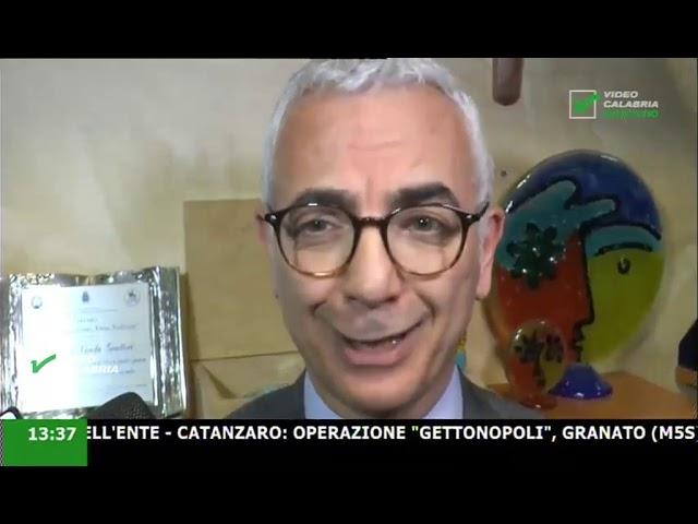 InfoStudio il telegiornale della Calabria notizie e approfondimenti - 11 Febbraio 2020 ore 13.30