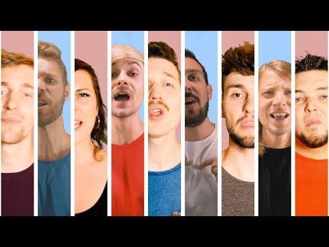 Die Fantastischen Vier - Zusammen feat. Clueso | A Cappella Cover von HörBänd & Männersache