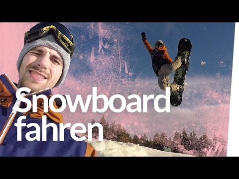 Roadtrip mit fiesen Stürzen - Snowboarden mit Team Playground   Kliemannsland