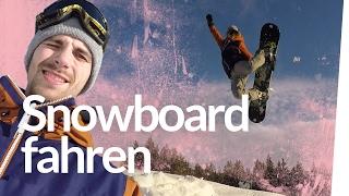 Roadtrip mit fiesen Stürzen - Snowboarden mit Team Playground | Kliemannsland