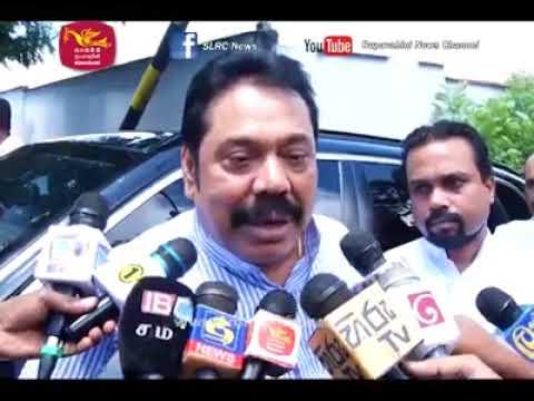 වැලිකඩ ගිය මහින්දට කේන්ති ගිය හැටි - Mahinda Rajapaksa