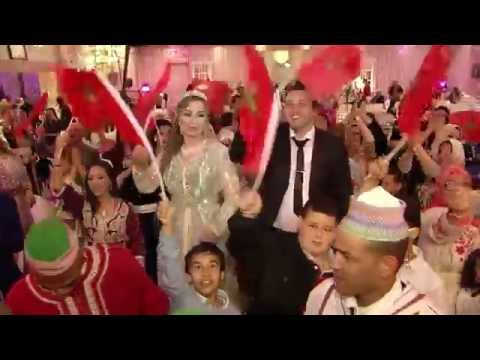 mariage marocain saad and salma's wedding