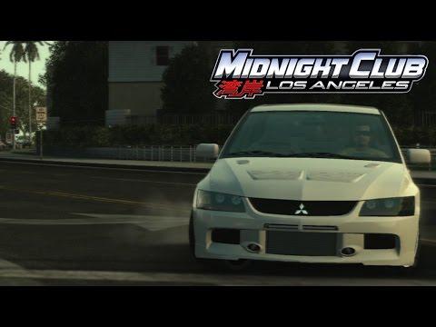 Midnight Club: Los Angeles [FULL] By Reiji
