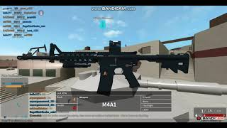 THE UMP 45 On Phantom Forces....... (ROBLOX)