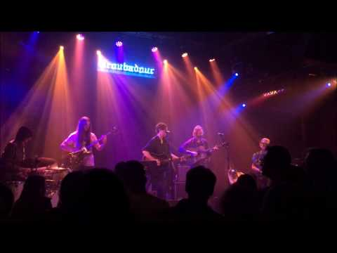 The Skiffle Players (Cass McCombs) - Live at The Troubadour 2/17/2016