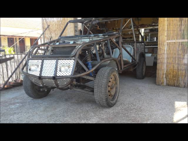 4x4 Buggy build