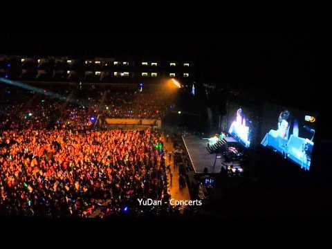 Wang Lee Hom Live @ o2 Arena 2013 Free Styling Encore