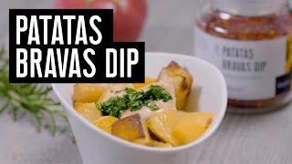 Patatas Bravas Dip Wajos - Zubereitung