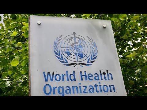 LIVE: The World Health Organization holds a briefing on coronavirus