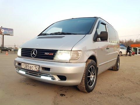 Mercedes Benz Vito 108 CDI 2002 гв