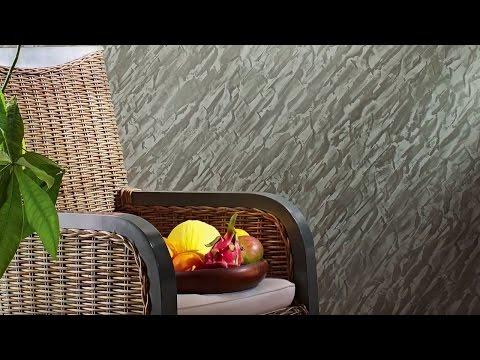 sch ner wohnen trendstruktur beton optik doovi. Black Bedroom Furniture Sets. Home Design Ideas