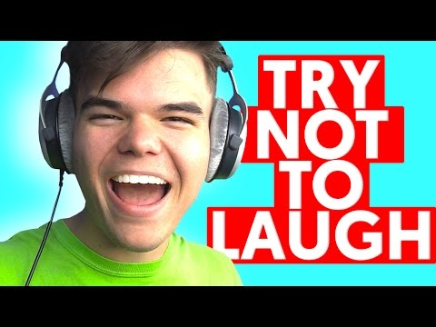 Thumbnail: EXTREME TRY NOT TO LAUGH CHALLENGE!