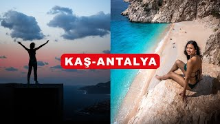 Kaş - Kaputas & Patara beach - a hidden treasure next to Antalya.