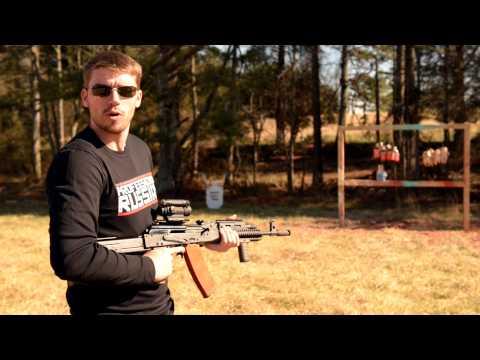 Saiga AK74!