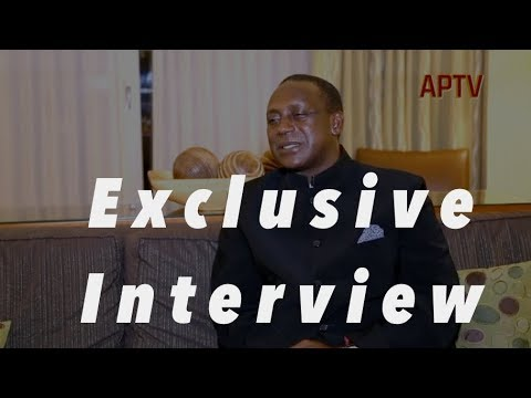 Exclusive Interview with Dr. Kandeh K. Yumkella with APTV