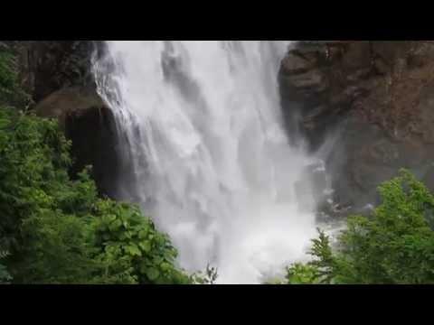 Sanjo Falls in Oze National Park