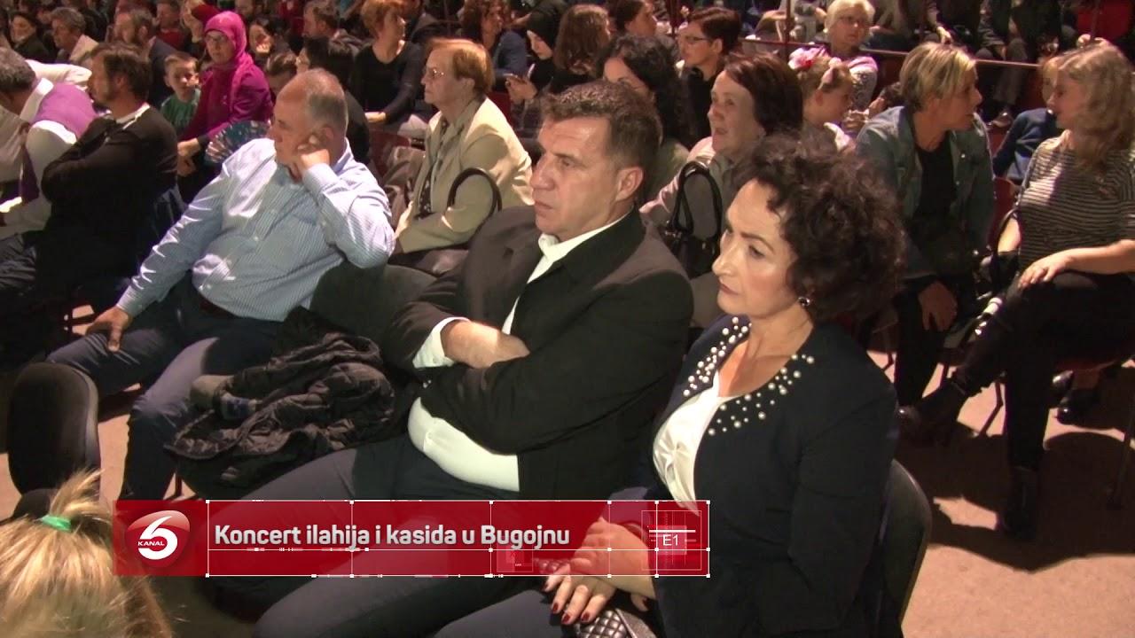 Koncert ilahija i kasida u Bugojnu