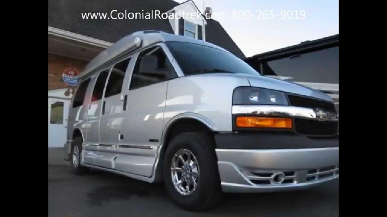 2015 Roadtrek 170 Versatile Chevy Conversion RV Camper Van