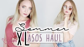 XL ASOS TRY-ON HAUL SOMMER 2018    Alina BUTTERFLY