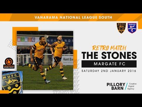 Maidstone United Vs Margate (02/01/15) FULL GAME