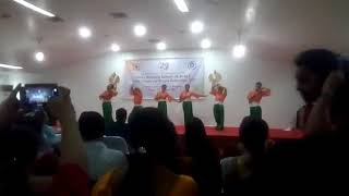 GNM guwahati nursing school dance 15aug 2017