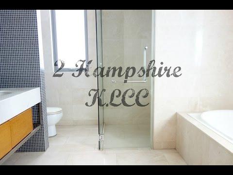 2 Hampshire KLCC Condominium for Rent