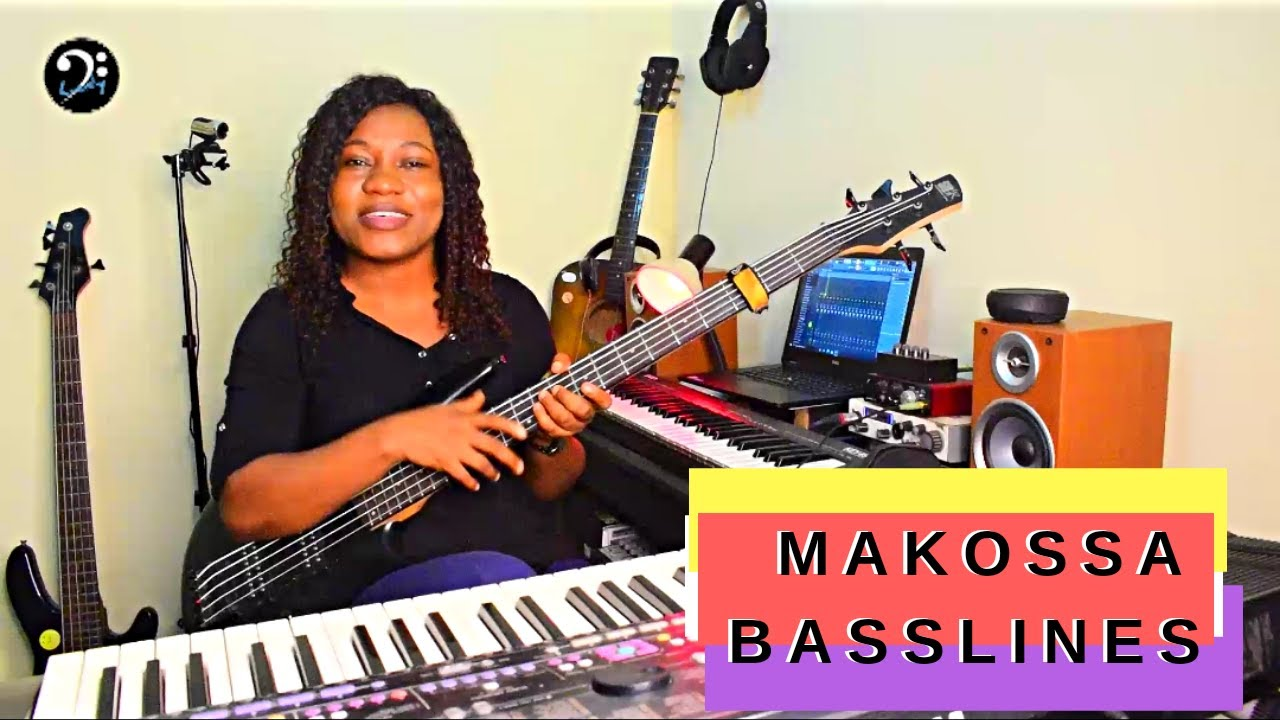Download Makossa Basslines You Must Know As A Beginner | Bass Lesson