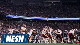 Patriots vs. Redskins analysis: Should defense be a concern?
