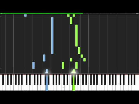 I Am The Doctor - Doctor Who [Piano Tutorial] (Synthesia)