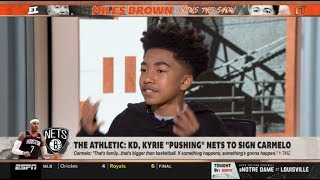 "Miles Brown DELIGHT Plays Jack Johnson On ABC's ""Black-ish"", Member Of Jr. NBA 