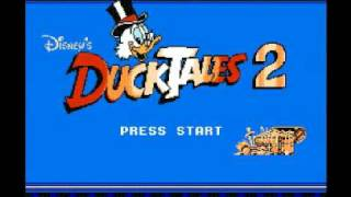 Duck Tales 2 (NES) Music - Scotland Stage