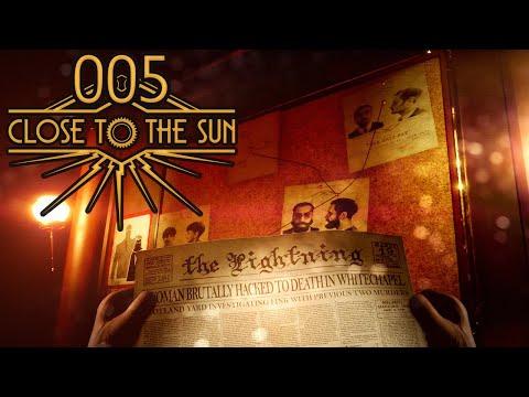 CLOSE TO THE SUN ☀️ 005: Der Mörder von Whitechapel