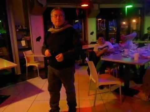 "karaoke cascina petra 003 ."" melodramma"" di bocelli. canta giannimarle."