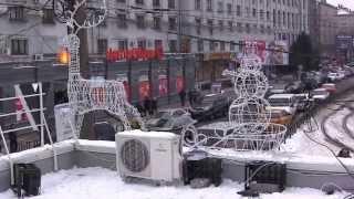 Светодиоды и изделия из них, украшаю кафе на Южном вокзале в Харькове(, 2013-12-14T20:20:13.000Z)