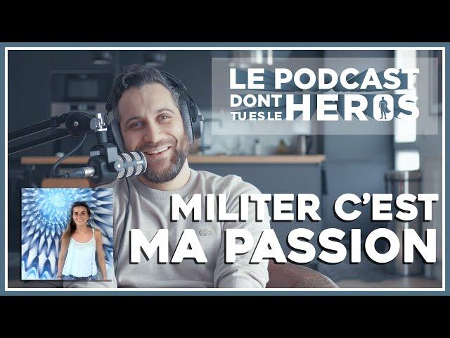 #6 Le Podcast Dont Tu Es Le Héros avec... Marie