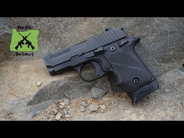 Sig P238 Review and Disassembly/Field Strip - Sig Sauer P238 Review