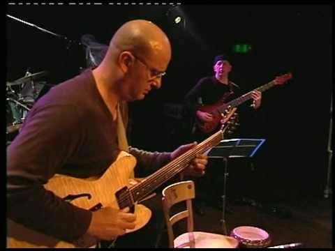 Michel Sajrawy & Band: Live In Geneva