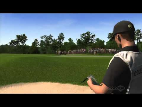 Tiger Woods PGA Tour 12: The Masters Developer Diary: Caddies