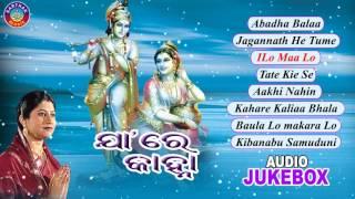 Jaare Kanha Odia Krushna Bhajans Full Audio Songs Juke Box || Namita Agrawal || Sarthak Music