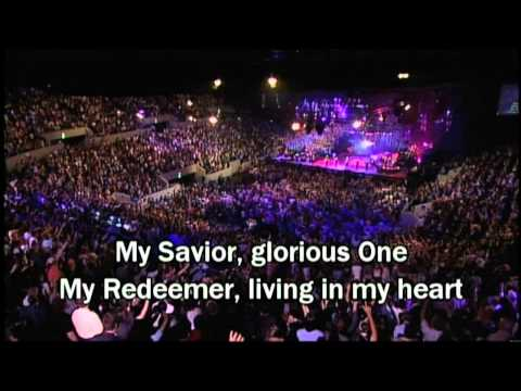 Hillsong - Son of God (HD with Lyrics/Subtitles) (Worship Song to Jesus)