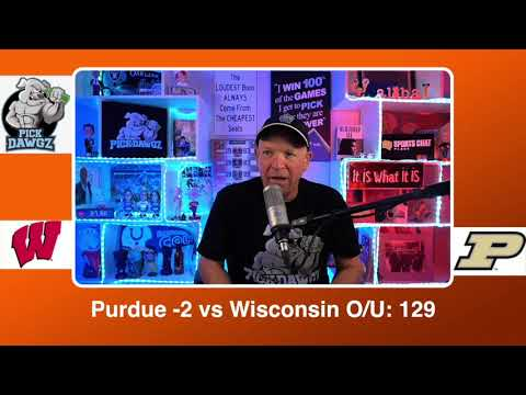 Purdue vs Wisconsin 3/2/21 Free College Basketball Pick and Prediction CBB Betting Tips