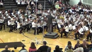 Four Royal Dances: The Lord, The Lady, The Jester, The Knight; IMEA District 9 Orchestra
