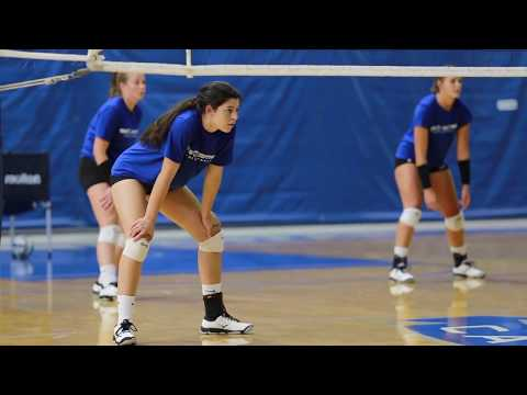 Christopher Newport University Volleyball Trailer