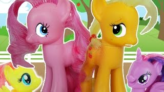 NEW MLP TAKE OVER SKIT! My Little Pony Run away Runway!| Alice LPS