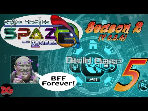 Space Pirates and Zombies 2 ► Let's Play Season 2 - Ep 5 ► Personal Faction Time! (1440/60)