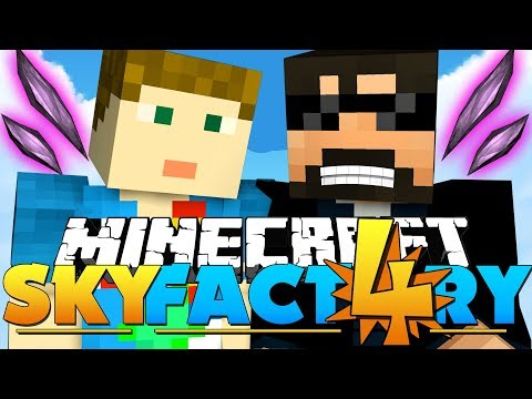 Minecraft: SkyFactory 4 - HEAVENLY SHARDS!! [39]