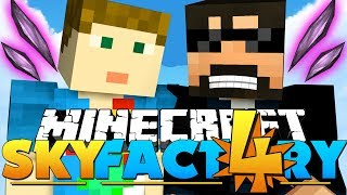 Minecraft: SkyFactory 4 - HEAVENLY SHARDS!! [39] thumbnail