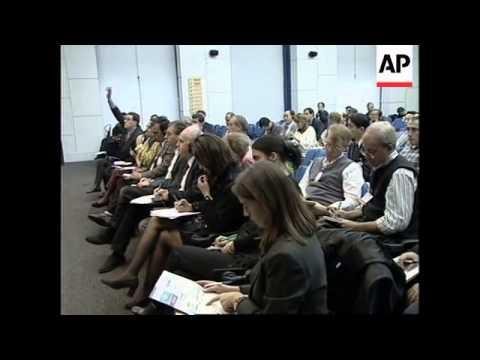 FRANCE: BALKANS CONTRACT GROUP KOSOVO TALKS