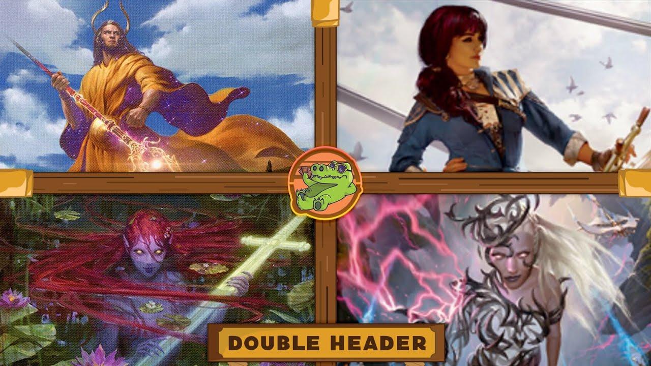 Heliod vs Jhoira vs Emry vs Breya | S3E4